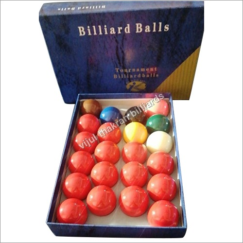 Tournament Billiard Balls