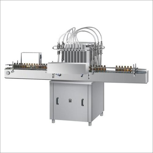 Automatic 4 Head Bottle Filling Machine