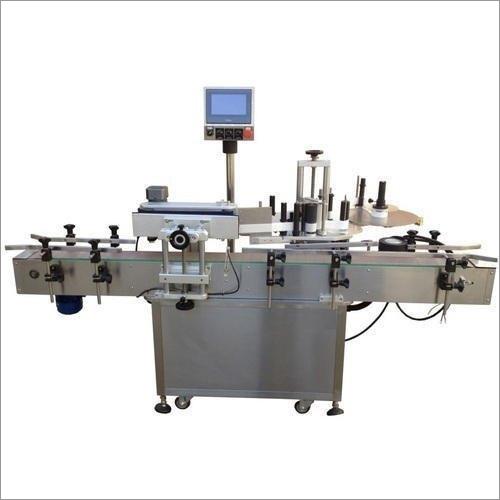Servo based Labeling Machine