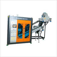 46mm 3 Cavity Fully Automatic Stretch Blow Moulding Machine With Air Recovery System.