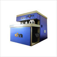 High Speed Semi-Automatic Pet Blow Moulding Machine