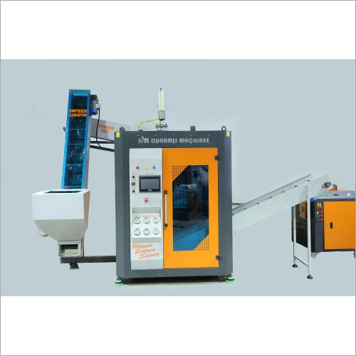 PET Automatic Stretch Blow Molding Machine