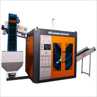 3 Cavity Fully Automatic Stretch Blow Moulding Machine