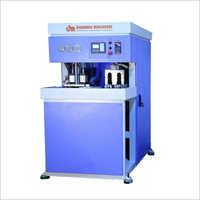 Mild Steel Semi-Automatic PET Stretch Blow Moulding Machine