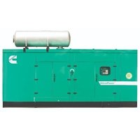 Cummins 650 kVA Three Phase Silent Diesel Generator