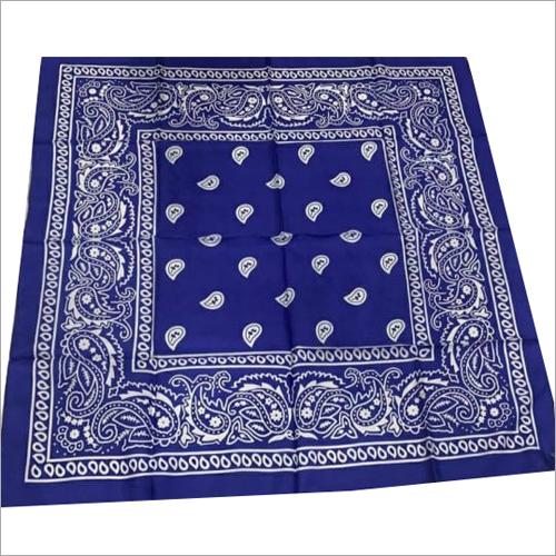 Printed Habotai Silk Scarves