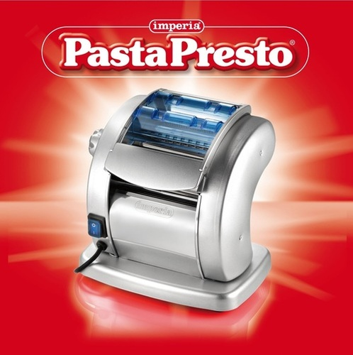 Imperia Electric Pasta Machine Rs. 35000.00++ Commercial With 3 Functions, Sfolgia, Tagliatelle & Fettuccine