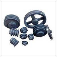 Pulley Casting