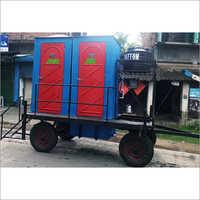 Trolley Mount Bio Toilet