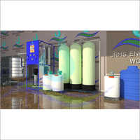500 LPH Packaged Drinking Water Plant
