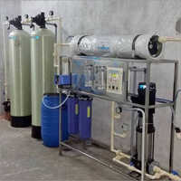 1000 LPH Package Drinking Water Plant