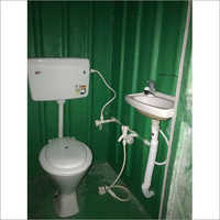 FRP Moduler Toilet