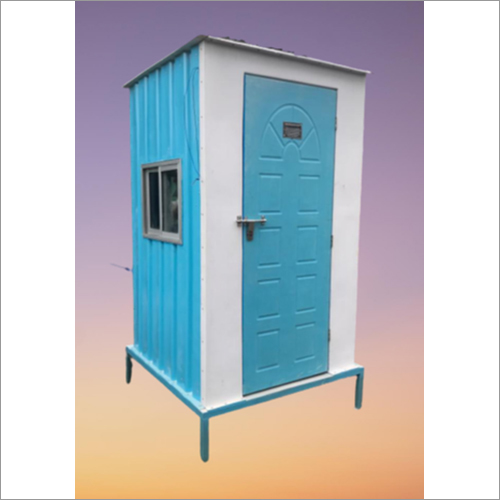 4Ft. x 4ft. Portable Security Cabin