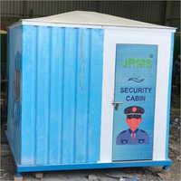 Prefab Security Cabin