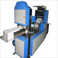 Automatic Single Ply With Printing Napkin Making Machine