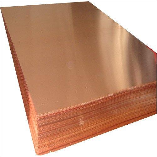 Beryllium Copper Sheets