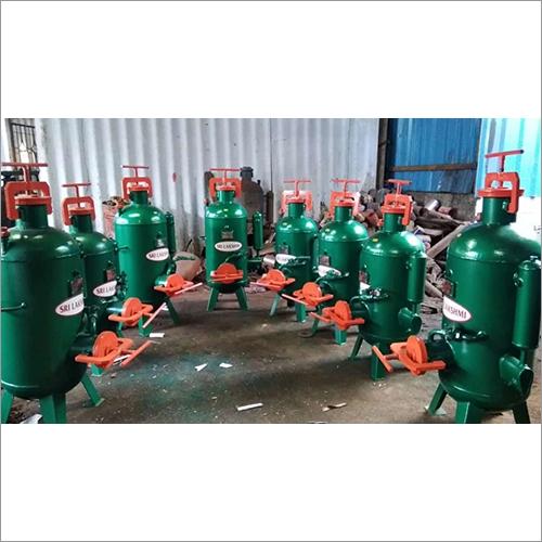 Gas Welding Tank