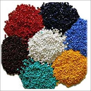 ABS Multi Colored Plastic Granules