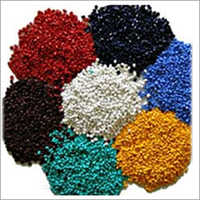 ABS Multi Colored Plastic Granules