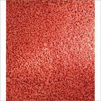 Orange Polypropylene Plastic