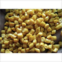 Yellow Polypropylene Plastic