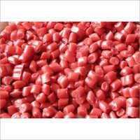 Red Polypropylene Plastic