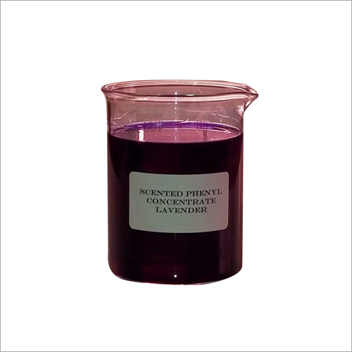 Lavender Scented Phenyl Concentrate