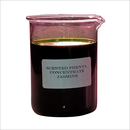 Jasmine Scented Phenyl Concentrate