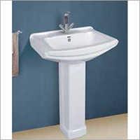Sofiya Pedestal Wash Basin