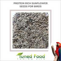 Sunflower Seeds With Skin - Bird