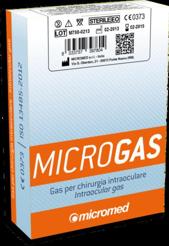 C3F8 Microgas - Intraocular Gas