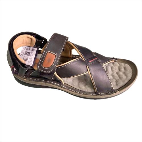 Lee Cooper Open Toe Leather Sandal