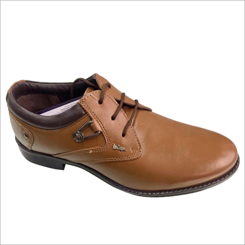 Tan Leather Lee Cooper Shoes
