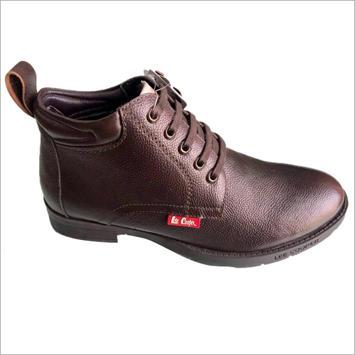 Lee Cooper High Ankle Leather Shoes