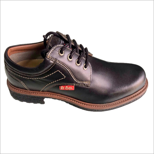 Low Ankle Lee Cooper Leather Shoes
