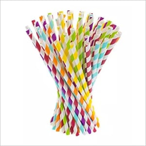 Disposable Paper Straws