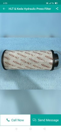 Keda ceramic press Filter