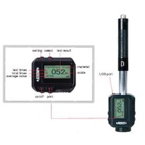 INSIZE ISH-SPHD Portable Hardness Tester