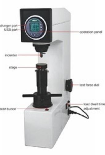 Insize Automatic Digital Rockwell Hardness Tester