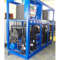 Industrial Water Cooled Chilling Plant