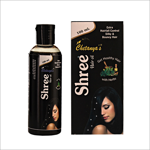 Chetanya Shree Hair Fall Control Oil