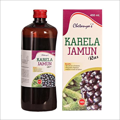 Chetanya Karela Jamun Ras