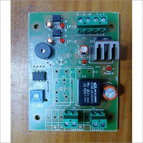 Automatic Sanitizer Dispenser Card