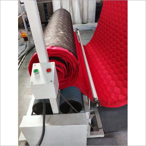 Single Phase Automatic Matress Quilt Rolling Machine
