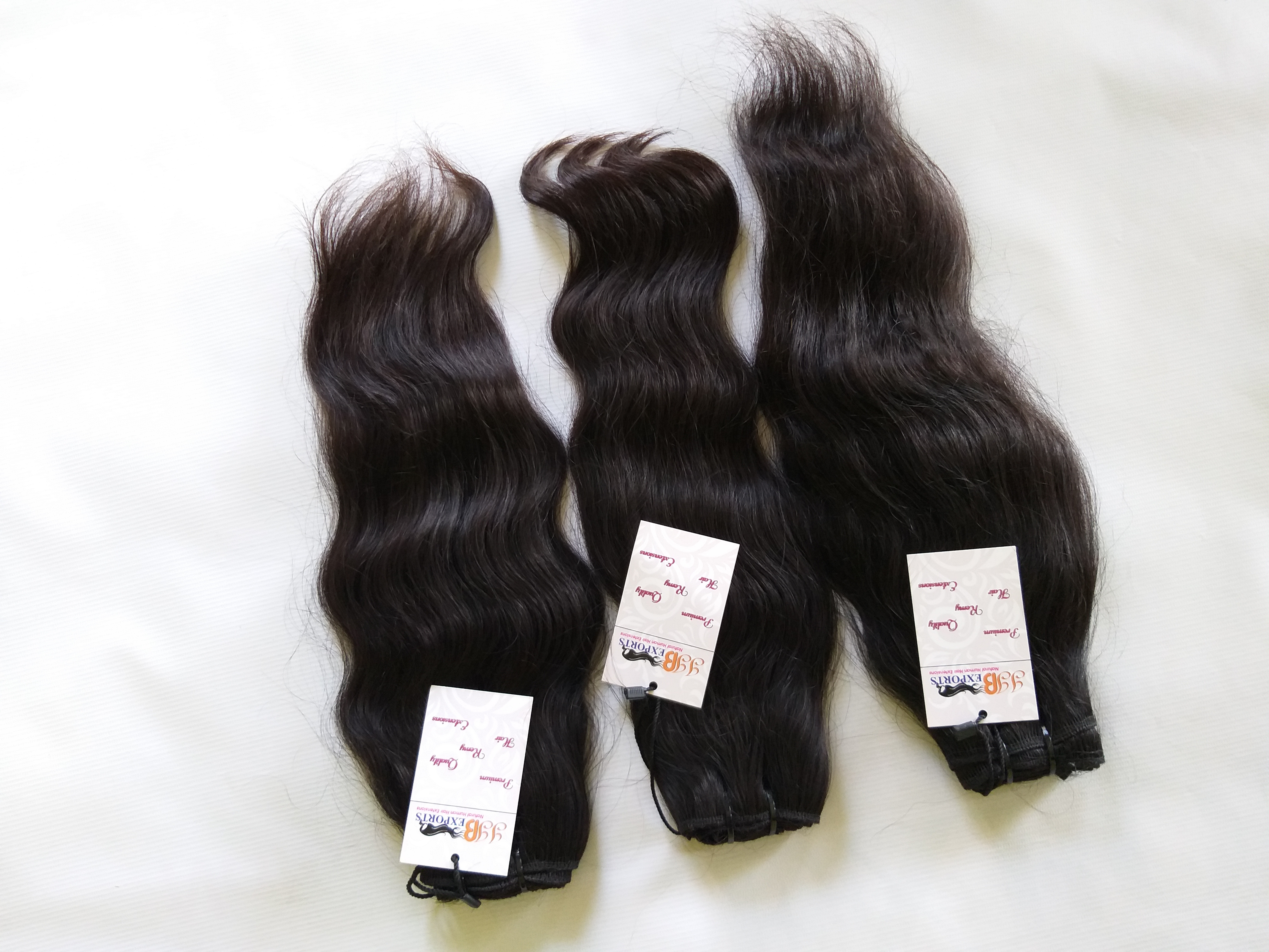 Wholesale Factory Price 100% Natural Indian Wavy Cuticle Aligned Closure Frontal Human Hair