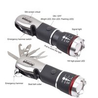 Emergency Torch with Tool Kit