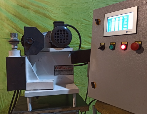 SAW CUTTER RESHARPENING MACHINE  FULLY AUTOMATIC