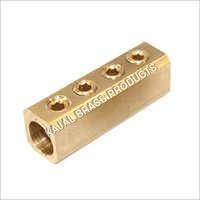 Brass Strip Connectors