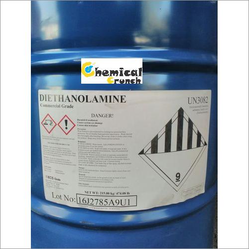 Diethanolamine chemicals