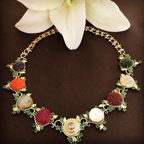 Personalized Precious Necklace Jewellery